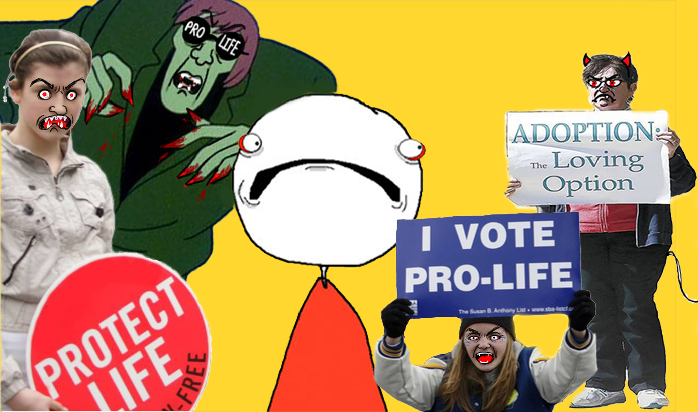 Pro-Life? More like Anti-Life.